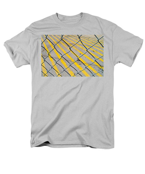 Men's T-Shirt  (Regular Fit) featuring the photograph Lines by David Pantuso