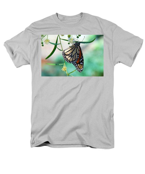 Men's T-Shirt  (Regular Fit) featuring the photograph Monarch by Tam Ryan
