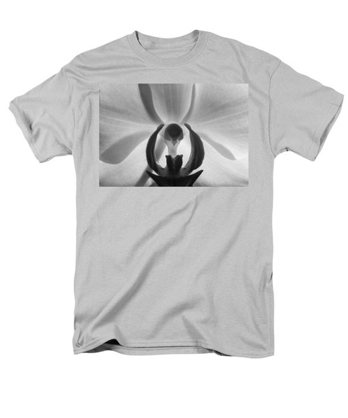 Men's T-Shirt  (Regular Fit) featuring the photograph Orchid Heart by Kume Bryant