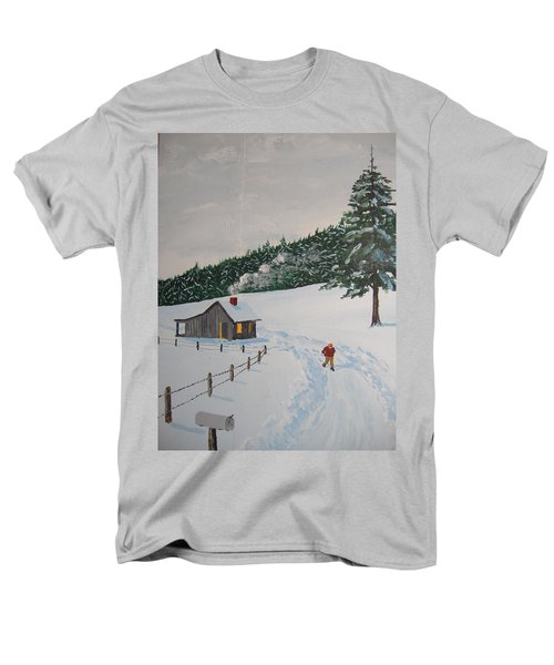 Out To Get The Mail Men's T-Shirt  (Regular Fit) by Norm Starks