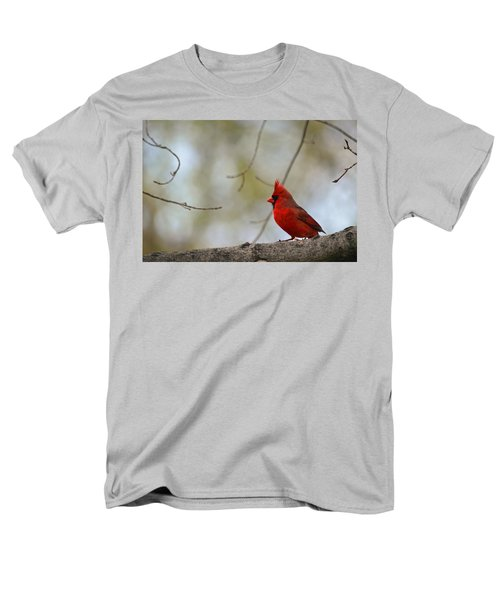 Pop Of Color Men's T-Shirt  (Regular Fit)