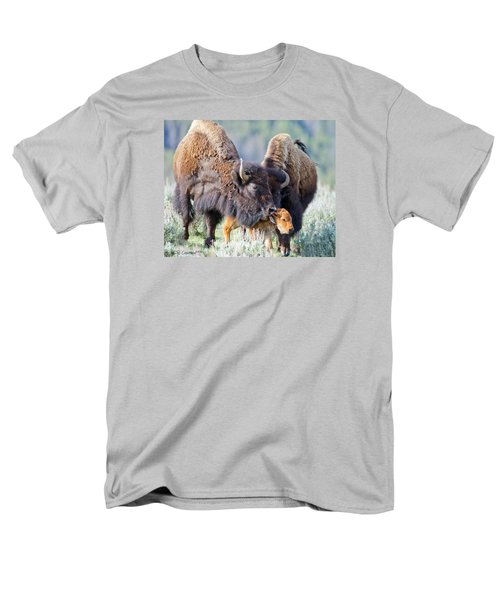 Pride And Joy Men's T-Shirt  (Regular Fit) by CR  Courson