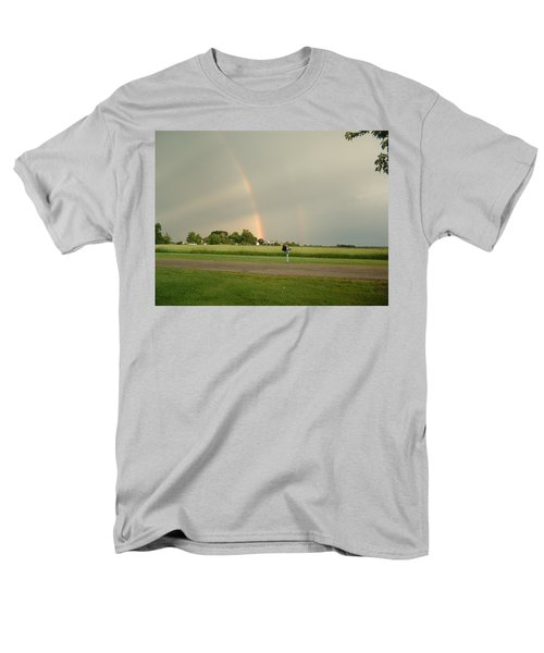 Men's T-Shirt  (Regular Fit) featuring the photograph Ray Bow by Bonfire Photography