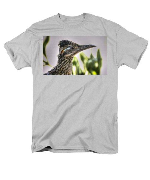 Roadrunner Portrait  Men's T-Shirt  (Regular Fit) by Saija  Lehtonen