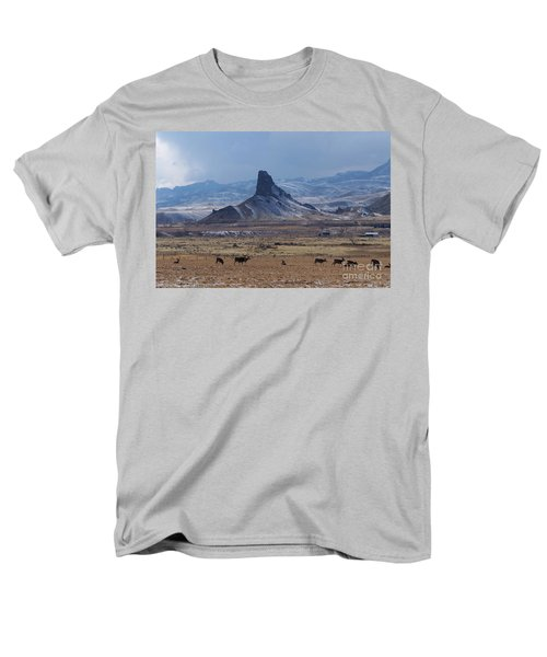 Sentinels Men's T-Shirt  (Regular Fit) by Dorrene BrownButterfield