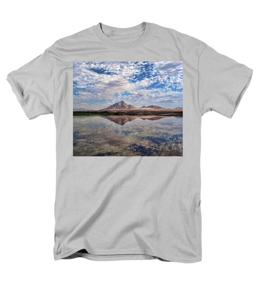 Men's T-Shirt  (Regular Fit) featuring the photograph Skies Illusion by Tammy Espino
