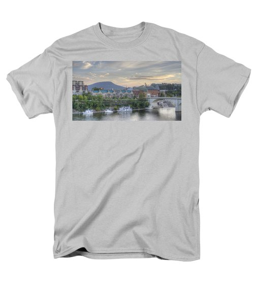 The Mountain Men's T-Shirt  (Regular Fit) by David Troxel