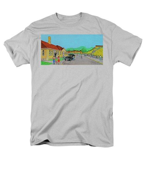 Wayne Hills 1948 Men's T-Shirt  (Regular Fit) by Frank Hunter