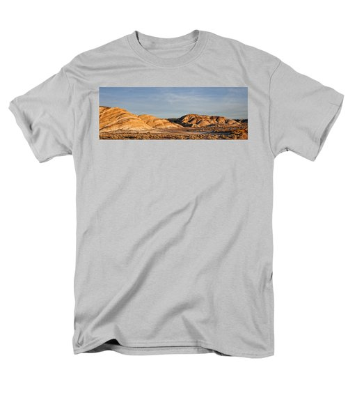 Men's T-Shirt  (Regular Fit) featuring the photograph Ziebriski Point by Hugh Smith