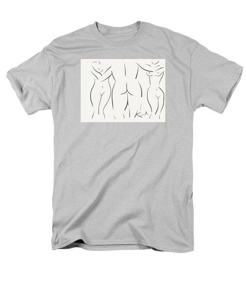 Le Fe'minin Sacre' Men's T-Shirt  (Regular Fit) by Karl Reid