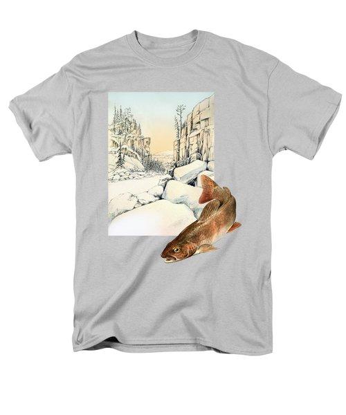 Lenok Men's T-Shirt  (Regular Fit) by Alexandra Panaiotidi