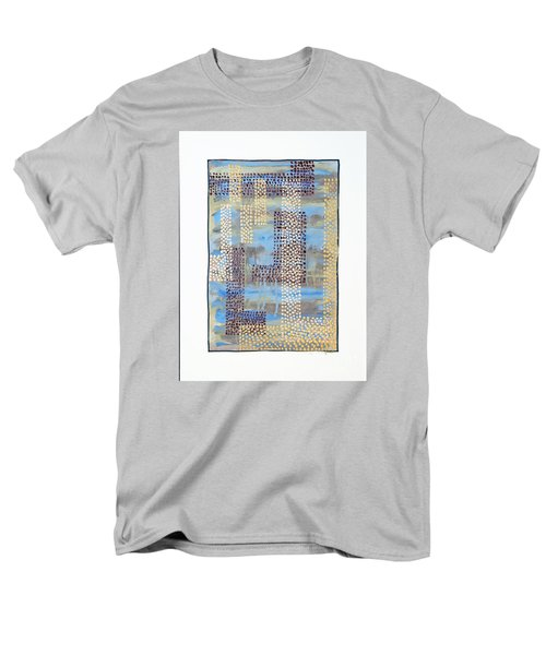 01334 Over Men's T-Shirt  (Regular Fit) by AnneKarin Glass