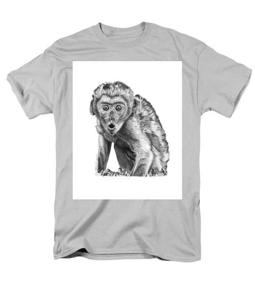 057 Madhula The Monkey Men's T-Shirt  (Regular Fit) by Abbey Noelle