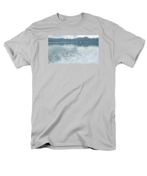 Bali River  Men's T-Shirt  (Regular Fit) by Nora Boghossian