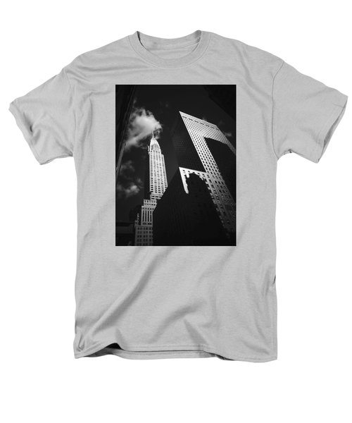 Chrysler Building - New York City Men's T-Shirt  (Regular Fit) by Vivienne Gucwa