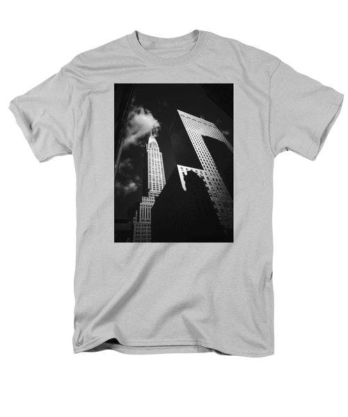 Chrysler Building - New York City Men's T-Shirt  (Regular Fit)