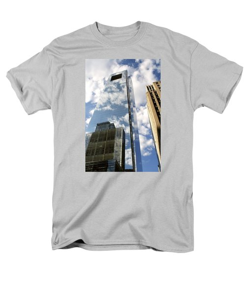 Comcast Center Men's T-Shirt  (Regular Fit) by Christopher Woods