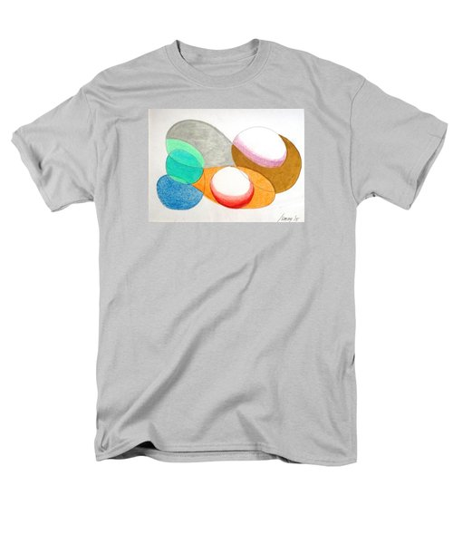 Curves And Things Men's T-Shirt  (Regular Fit)