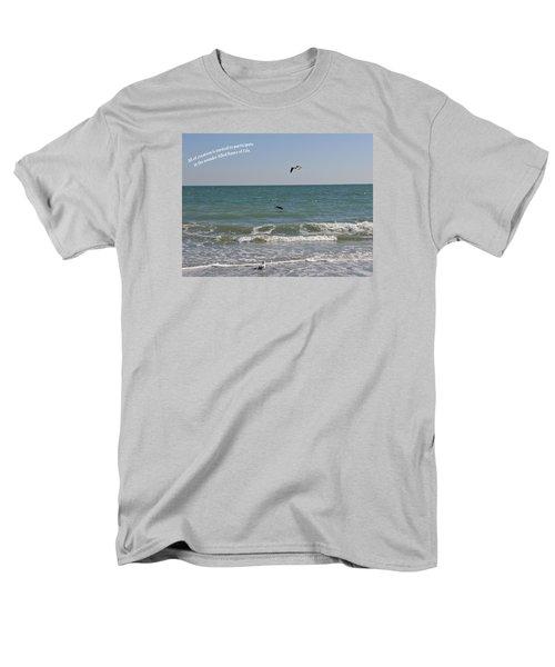 Dance Of Life Men's T-Shirt  (Regular Fit) by Rhonda McDougall