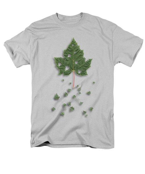 Fall Men's T-Shirt  (Regular Fit) by AugenWerk Susann Serfezi