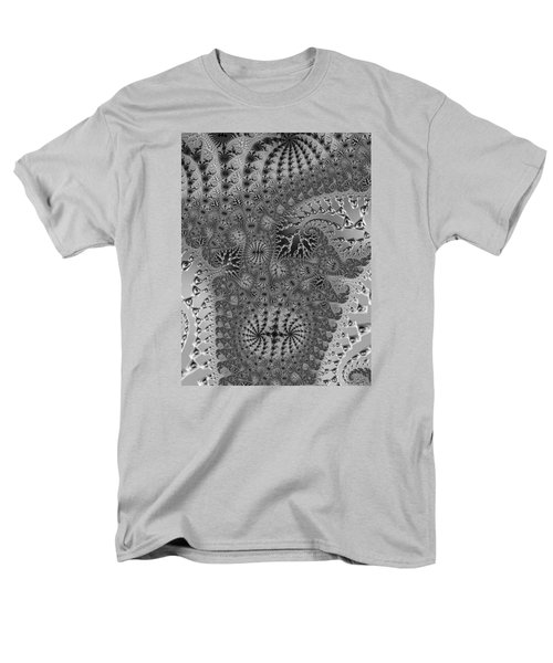 Men's T-Shirt  (Regular Fit) featuring the photograph Filigree And Lace by Ronda Broatch