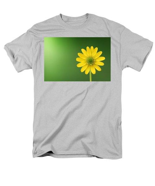 Flower Men's T-Shirt  (Regular Fit) by Bess Hamiti