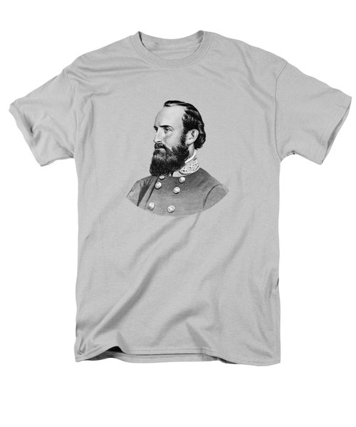 General Stonewall Jackson Men's T-Shirt  (Regular Fit) by War Is Hell Store