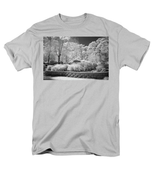 White Forrest Men's T-Shirt  (Regular Fit) by Denis Lemay