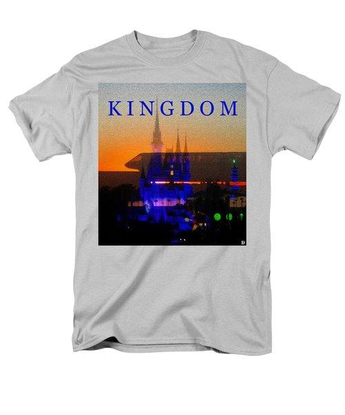 Men's T-Shirt  (Regular Fit) featuring the digital art Kingdom by David Lee Thompson