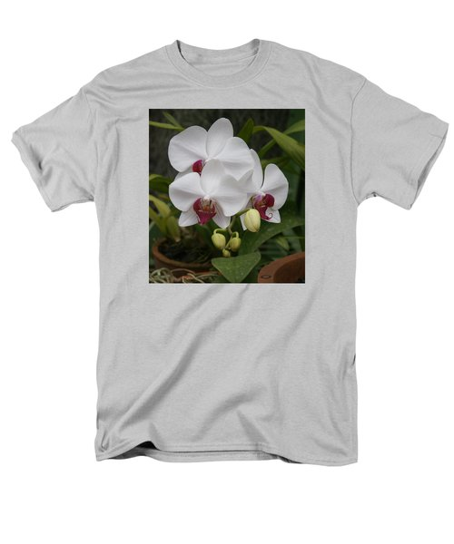 Orchid Men's T-Shirt  (Regular Fit) by Christian Zesewitz