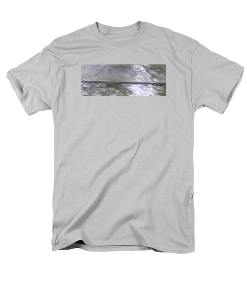 Pond  Men's T-Shirt  (Regular Fit) by Nora Boghossian