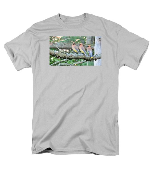 Three In A Row Men's T-Shirt  (Regular Fit) by Jeanette Oberholtzer