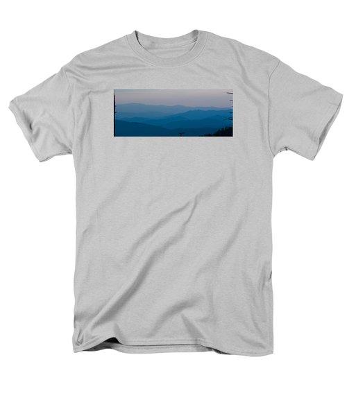 Panoramic Fine Art Prints Men's T-Shirt  (Regular Fit) by Kevin Blackburn