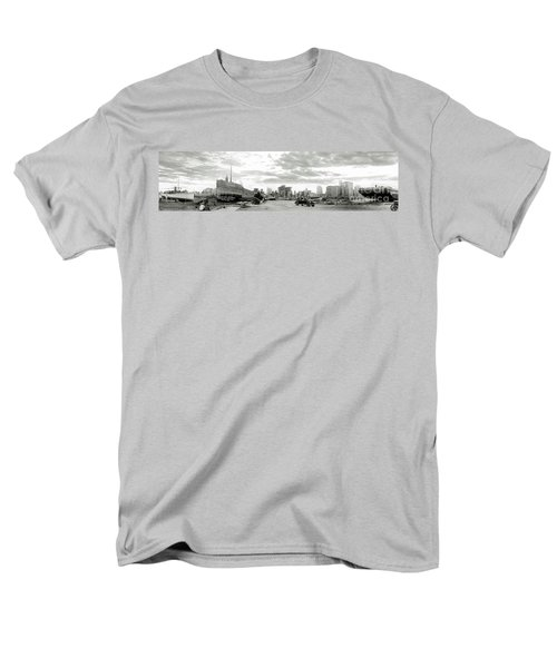 1926 Miami Hurricane  Men's T-Shirt  (Regular Fit) by Jon Neidert