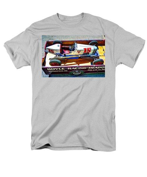 1927 Miller 91 Rear Drive Racing Car Men's T-Shirt  (Regular Fit) by Josh Williams