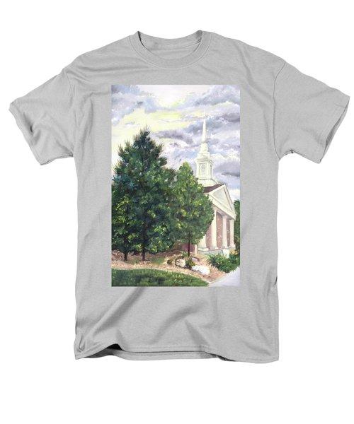 Hale Street Chapel Men's T-Shirt  (Regular Fit) by Jane Autry
