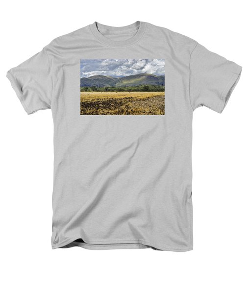 Ochil Hills Men's T-Shirt  (Regular Fit) by Jeremy Lavender Photography