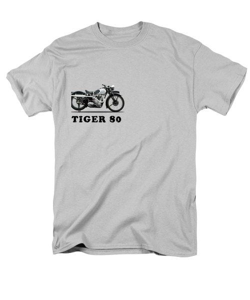Triumph Tiger 80 1937 Men's T-Shirt  (Regular Fit) by Mark Rogan