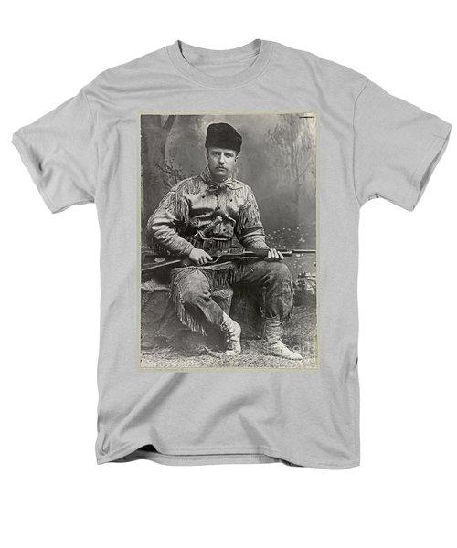26th United States President Men's T-Shirt  (Regular Fit) by John Stephens