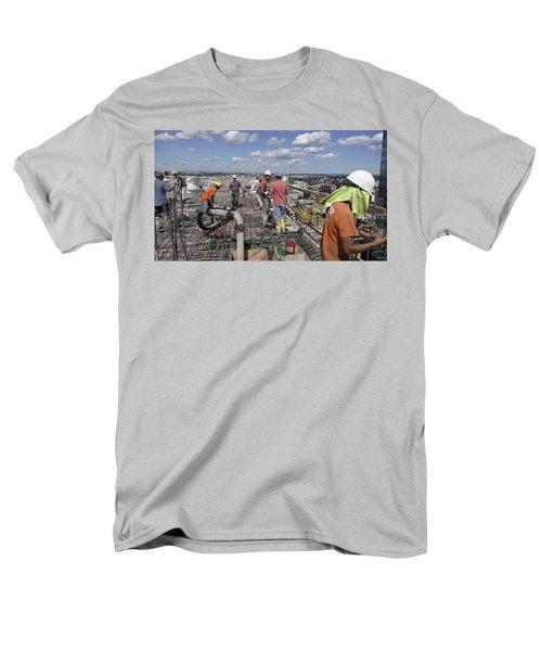 27th Street Lic 5 Men's T-Shirt  (Regular Fit) by Steve Sahm