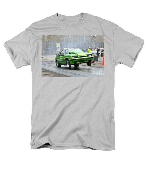 2885 05-03-2015 Esta Safety Park Men's T-Shirt  (Regular Fit) by Vicki Hopper