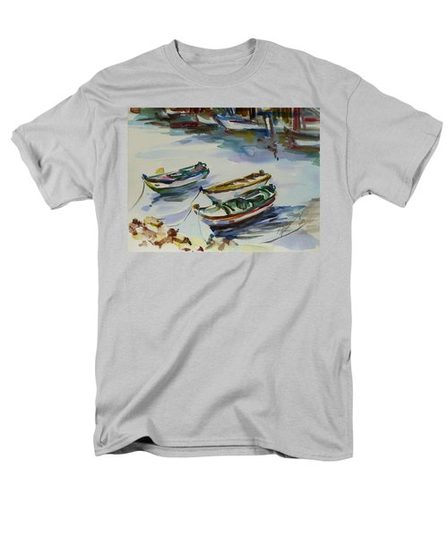 3 Boats I Men's T-Shirt  (Regular Fit)