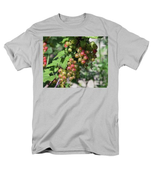 Men's T-Shirt  (Regular Fit) featuring the photograph My Currant by Elvira Ladocki