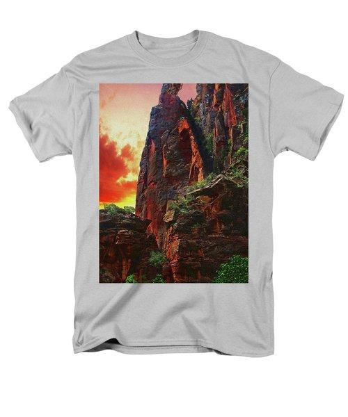 Sunrise In Canyonlands Men's T-Shirt  (Regular Fit) by Gary Baird