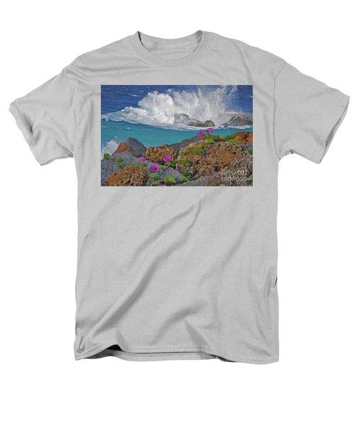34- Beauty And Power Men's T-Shirt  (Regular Fit) by Joseph Keane