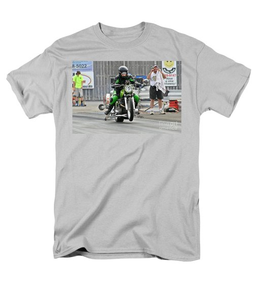 3702 05-10-2015 Esta Safety Park Men's T-Shirt  (Regular Fit) by Vicki Hopper