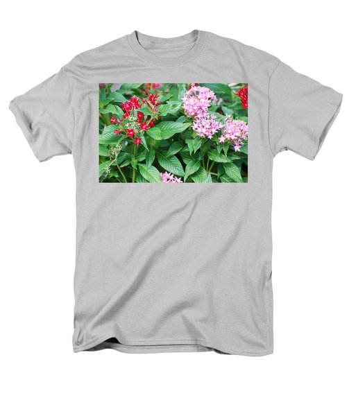 Men's T-Shirt  (Regular Fit) featuring the photograph Flowers by Rob Hans