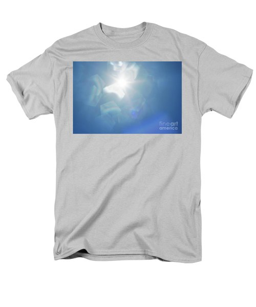 Men's T-Shirt  (Regular Fit) featuring the photograph Abstract Sunlight by Atiketta Sangasaeng