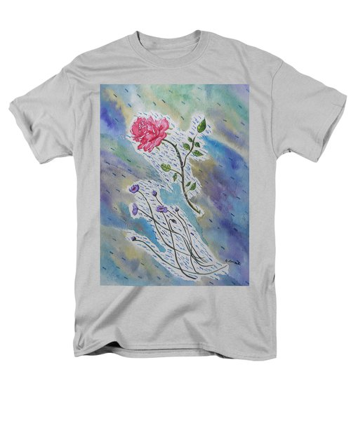 A Bit Of Whimsy Men's T-Shirt  (Regular Fit) by Carol Crisafi
