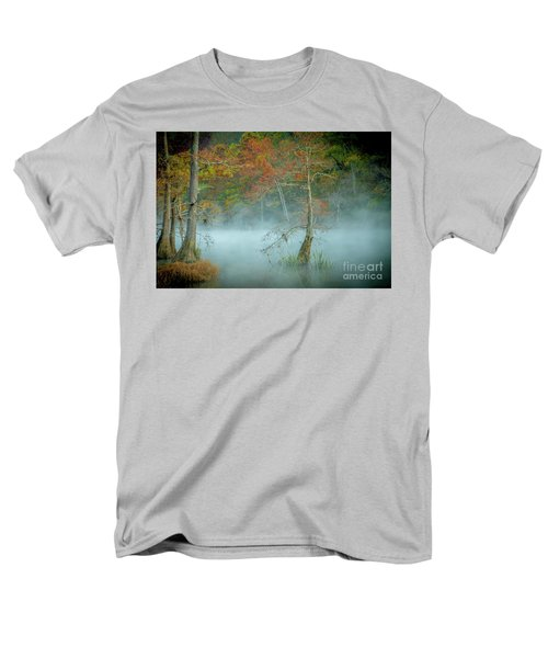 A Dancing Cypress Men's T-Shirt  (Regular Fit) by Iris Greenwell